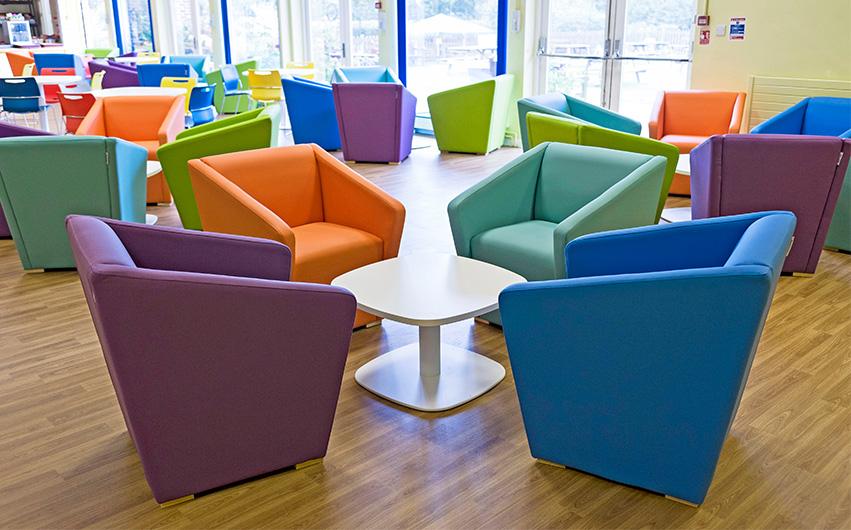HMP Standford custodial furniture case study