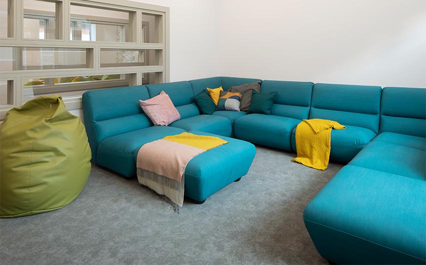 Education Furniture for Mental Health Education School